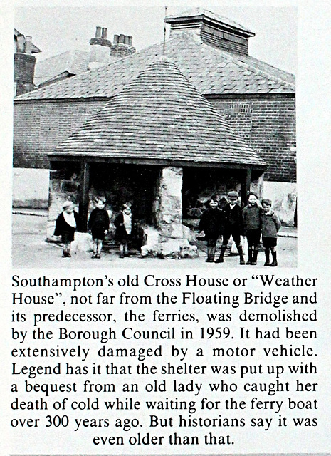 Cross House Southampton
