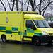 Ambulances at ASDA (1) - 1 January 2014