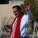 Mayor Sanchez at DHS Holiday Parade 2013 (3931)