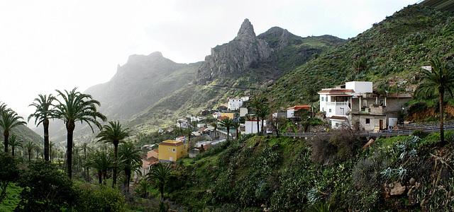 Die kleine Ortschaft Imada. ©UdoSm