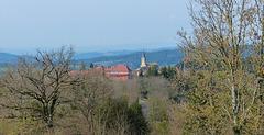 Mon village en Bourgogne