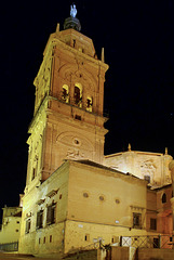 Spain - Guadix, Cathedral