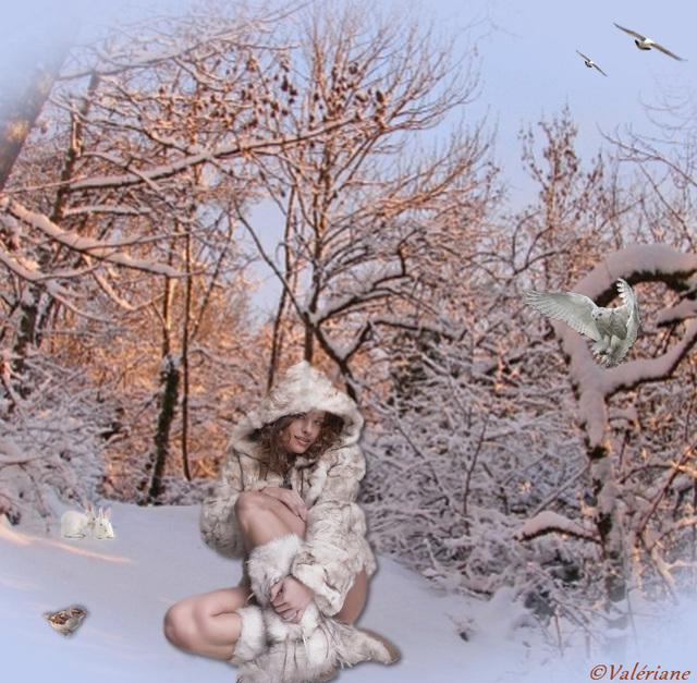 Princesse de la forêt