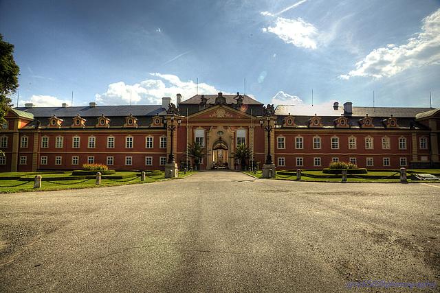 Chateau  Dobříš 6