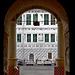 Eingang in den großen Schlosshof
