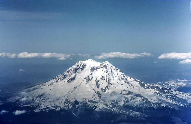 Mt. Rainier, June 1980