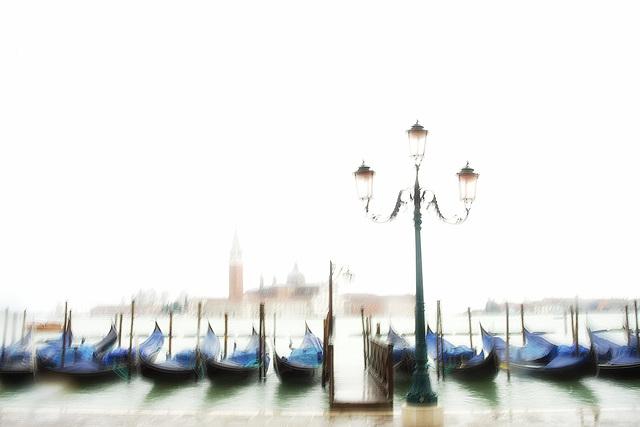 Venezia ... prima della sua morte