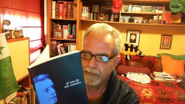 Mia libro pri sonetoj en la hispana
