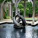 Dolphin fountain