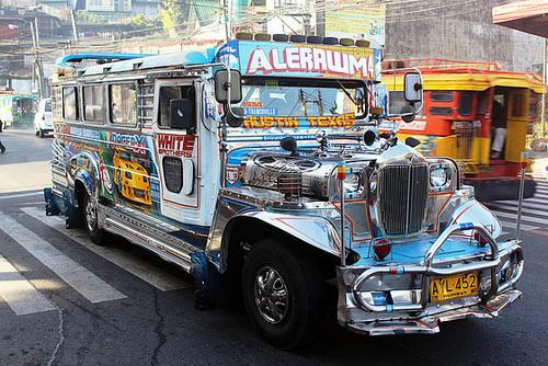 A Jeepney