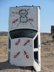 Auto Ant Farm