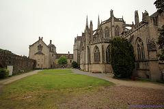 Cathédrale Saint-Corentin_Quimper_Bretagne