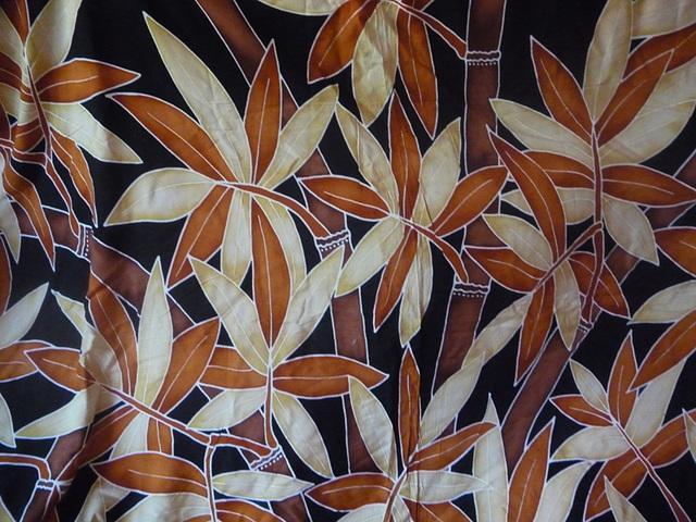 Batik de Tailandia