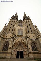Cathédrale Saint-Corentin_Quimper_Bretagne 1