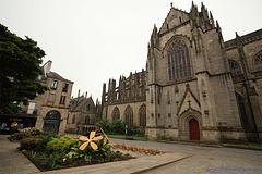 Cathédrale Saint-Corentin_Quimper_Bretagne 3