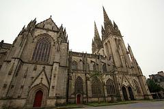 Cathédrale Saint-Corentin_Quimper_Bretagne 4