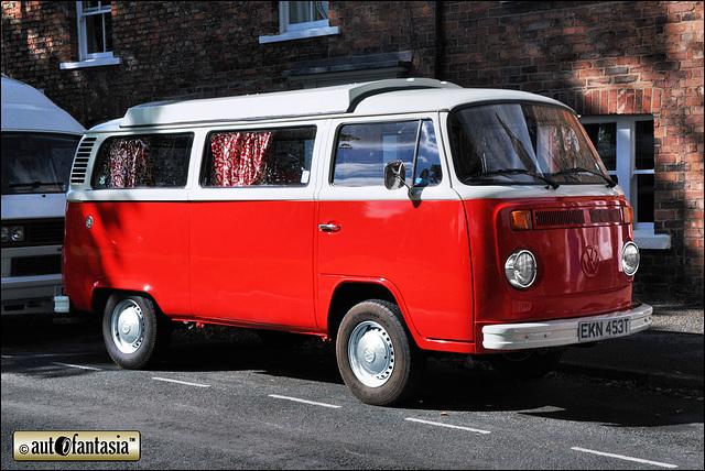 1979 VW Campervan Type 2 (T2) - EKN 453T