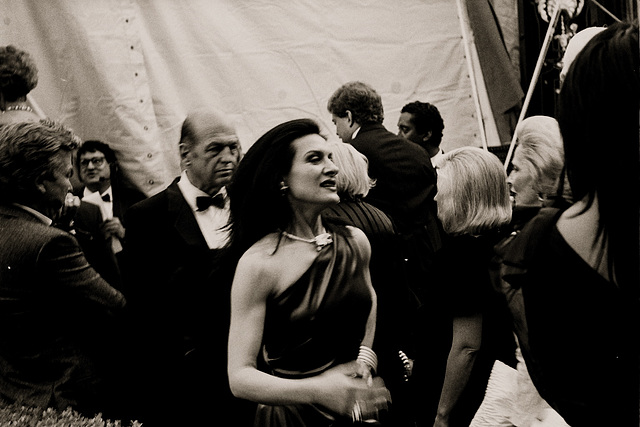 Yes,that is Paloma Picasso