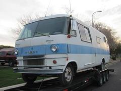 1970 Travco Dodge Motorhome