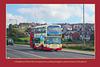 B&H 904 Sir John Clements passing Bishopstone - Ladybird Books style 7.10.2013