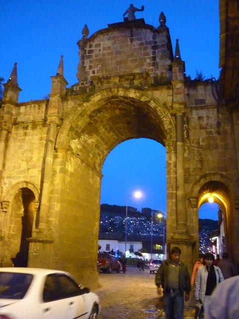 Un soir a Arequipa