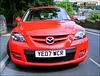 2007 Mazda 3 MPS - YE07 WCR