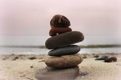 Balance finden ...