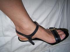 wife in style & co heels