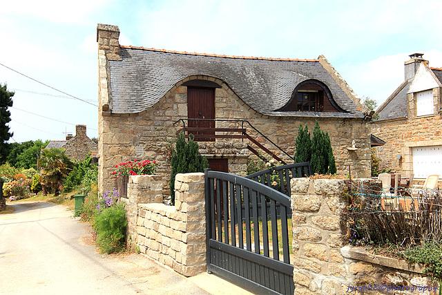 Maison à Menec_Bretagne