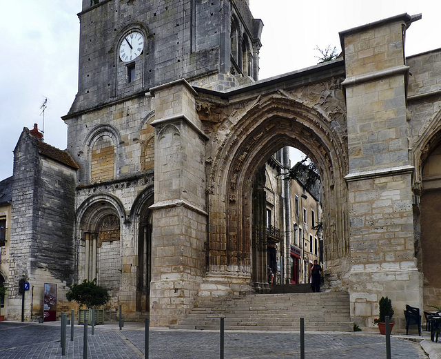 La Charité-sur-Loire - Notre-Dame