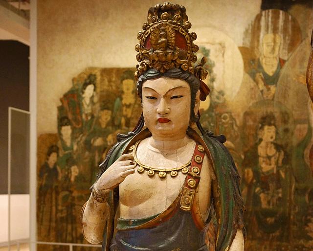 Avalokitesvara – Royal Ontario Museum, Bloor Street, Toronto, Ontario