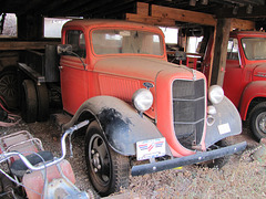 1936 Ford Type 51 Dumptruck