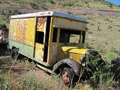 1930s Ford Box Truck