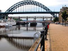 Tyne Bridge, Newcastle.HFF