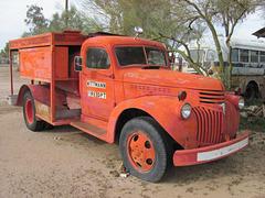 1940s Chevrolet Firetruck