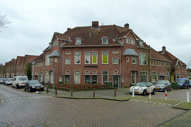Corner of Atjehstraat and Driftstraat