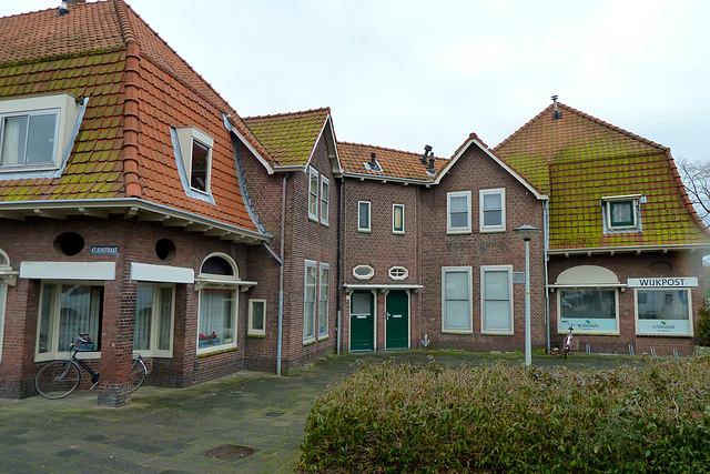 Corner of Atjehstraat and Parkstraat