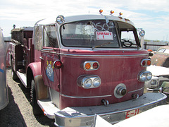 Old American LaFrance Firetruck