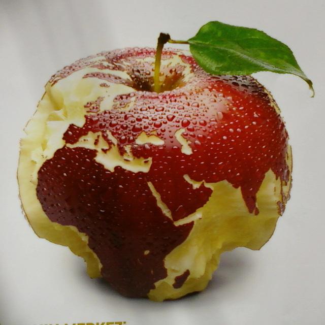 apple or world
