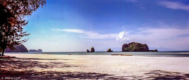 Tanjung Rhu, Langkawi, Malaysia, Dec.1995 (300°)