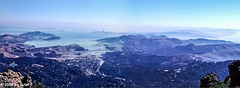 San Francisco, Mt. Tamalpais Vista, 1978 (150°)