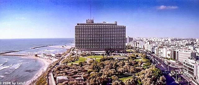 Tel Aviv Shoreline 1998 (015°)