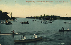 Regatta Day, Stony Lake, Kawartha Lakes, Ont., Canada (101,094)