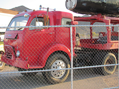 1957 White 3000 COE (cab over engine) Truck