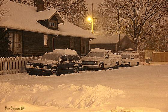Snow Storm Ready