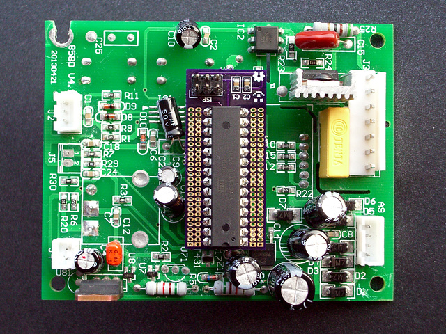 Updated circuit board