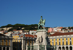 Praça do Comércio (Commerce Square) Lisbon