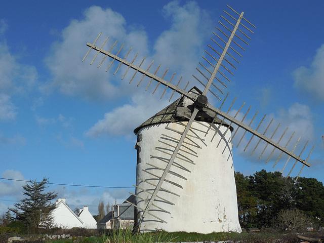 moulin d'ERDEVEN