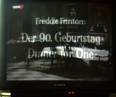 The same procedure as every year