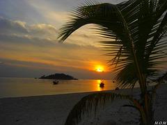 Paysage de thaïlande
